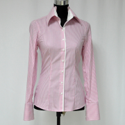 Ladies'woven casual shirt